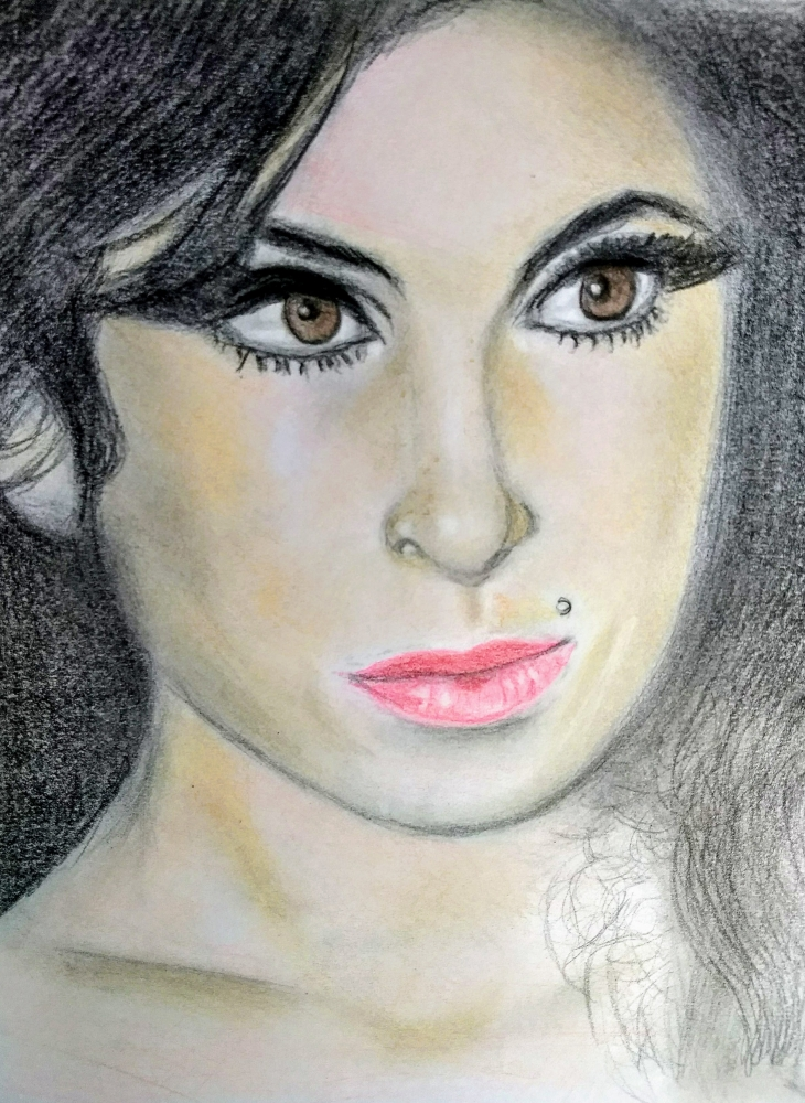 Amy Winehouse by paulb